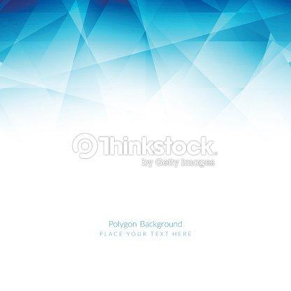 Blue Color Modern Background Design