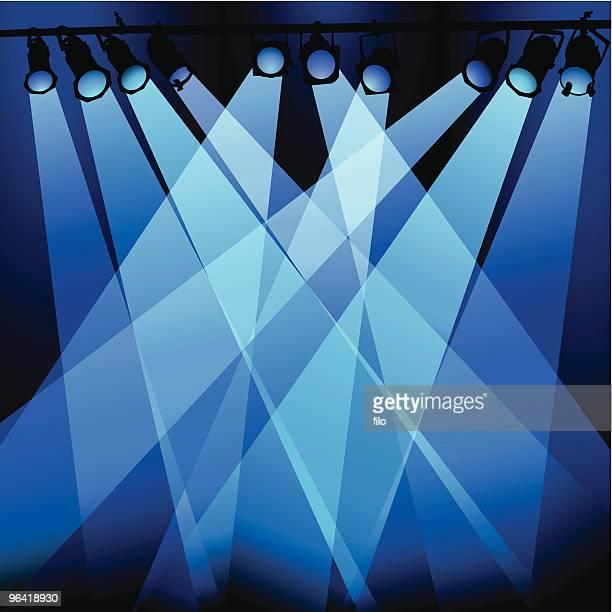 Blaue Licht