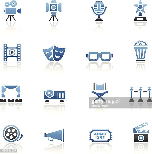 Blue-Icon-Set