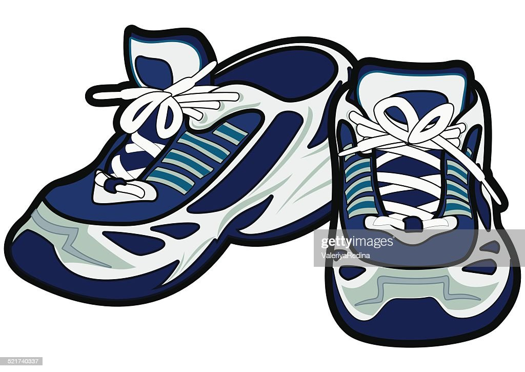 De Usyw7qb0 Illustration Clipart Chaussures Sport Yfbgy76