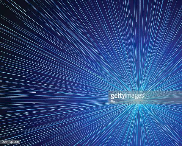 Blue Star Warp