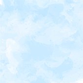 Blue, violet watercolor background vector illustration