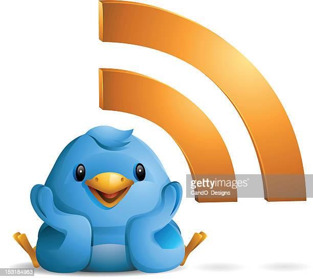 Bluebird: RSS