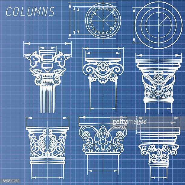blueprint columns