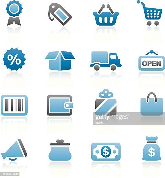 Bluesico - Set 1 (Shopping)