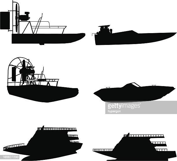 Speedboat Stock Illustrations And Cartoons | Getty Images