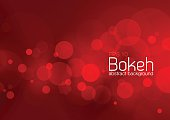 Bokeh and blur vector abstract background. Suitable for your design element or web background