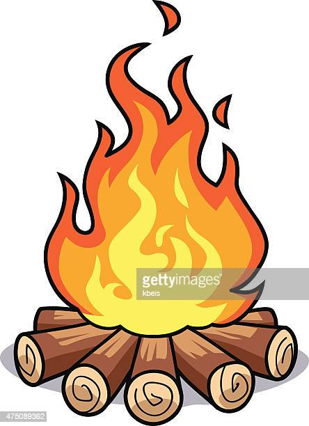 free clip art fire pit - photo #44