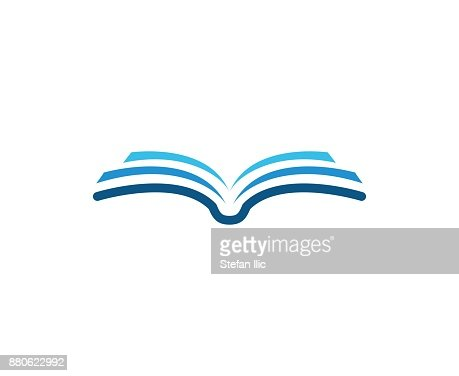 Book icon : Vector Art