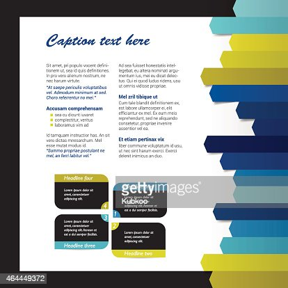 word document layout design