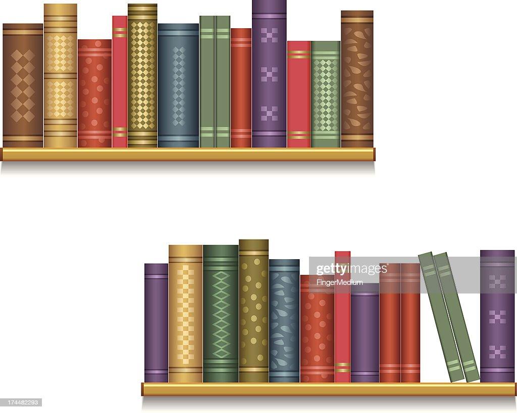 estantera de libros