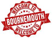Bournemouth round ribbon seal
