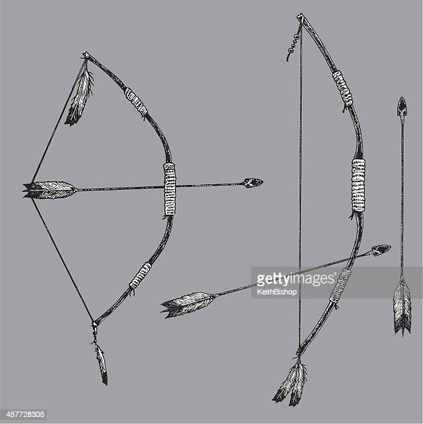 Bow and Arrow - American Indian