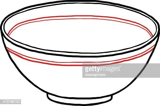 Schüssel clipart  Bowl Vektorgrafik | Thinkstock