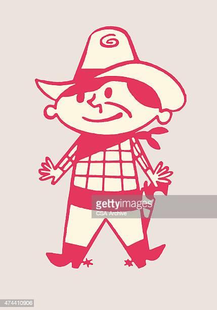 Boy Cowboy