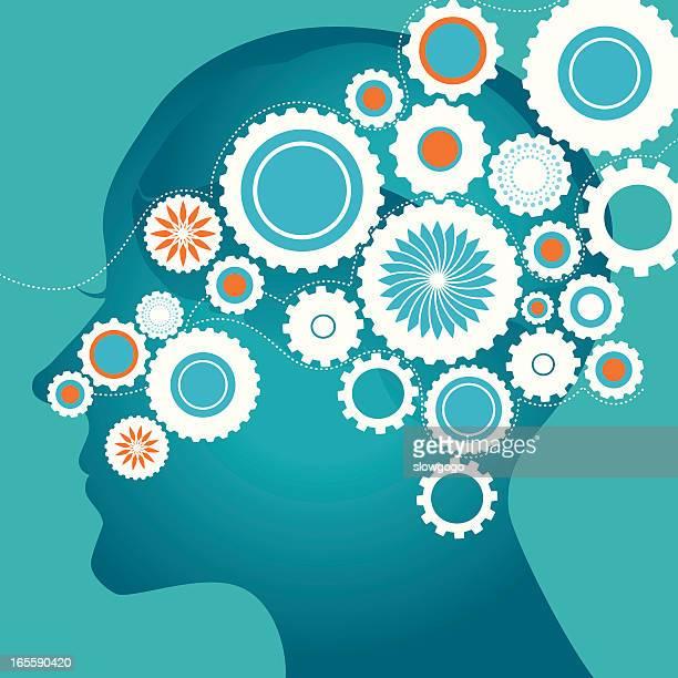 Cerveau et engrenages