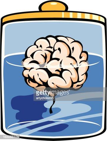 Formaldehyde Brain Brain In Formaldehyde ...