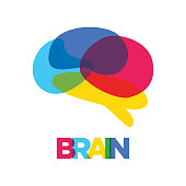 a great abstract brain symbol for your business