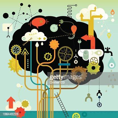 Brainstorming : Vector Art