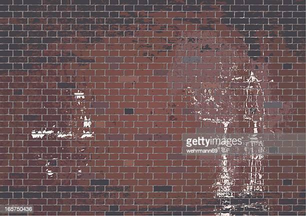 Braune Mauer