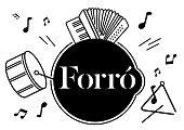 traditional dance of Brasil Forro typescript