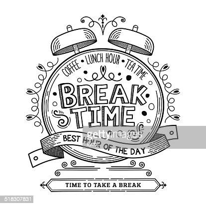 lunch break sign clipart clipartsgram com