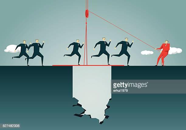Bridge, Merger, Conquering Adversity, Bridging The Gap, Solution