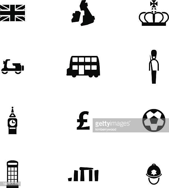 British Icon Set