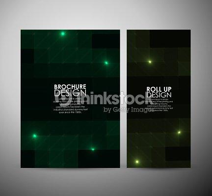 Arrièreplan Design De Motif Modèle Ou Abstrait Business Brochure SpVzMU