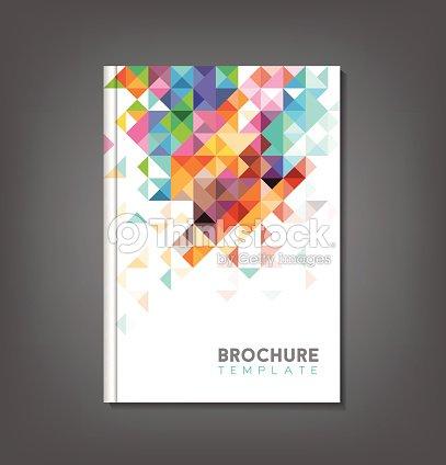 Brochure Template Vector Art Thinkstock