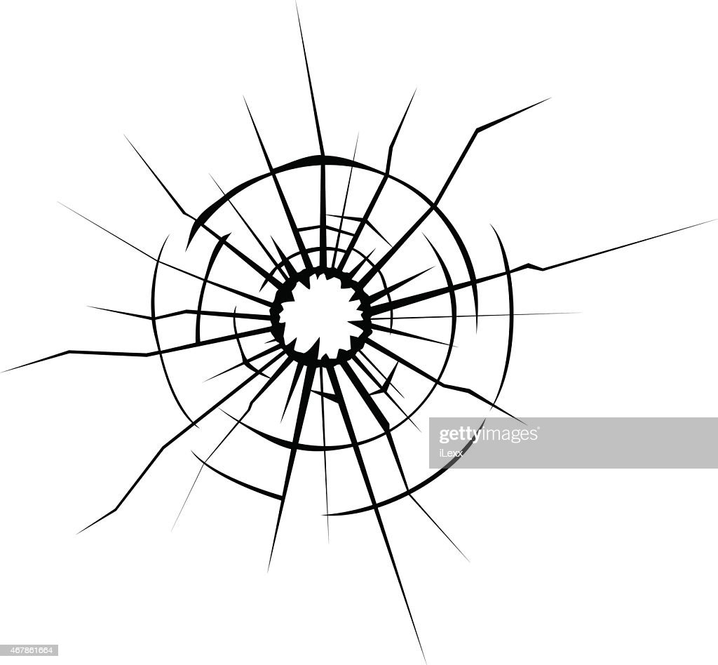 broken glass cracks vector art thinkstock rh thinkstockphotos co uk broken glass victorious lyrics broken glass vector effect