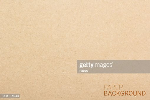 Brown paper texture background. Vector illustration eps 10 : Vector Art