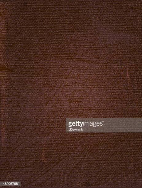 Brown vintage leather background