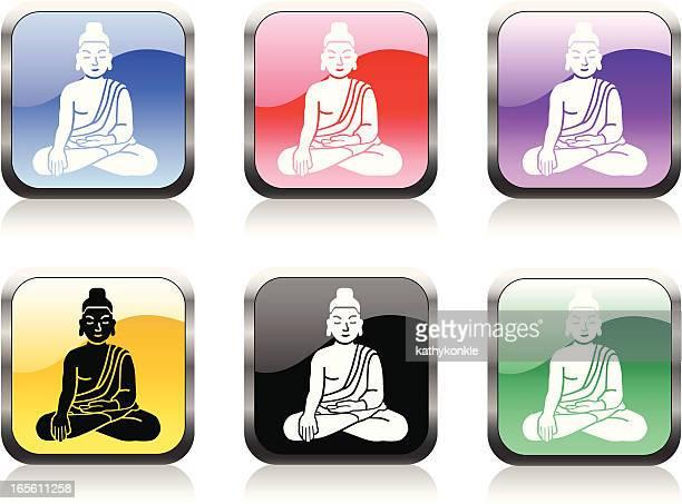 Icônes de Bouddha