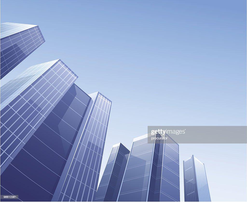 Building : Vector Art