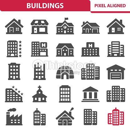 Gebäude : Vektorgrafik