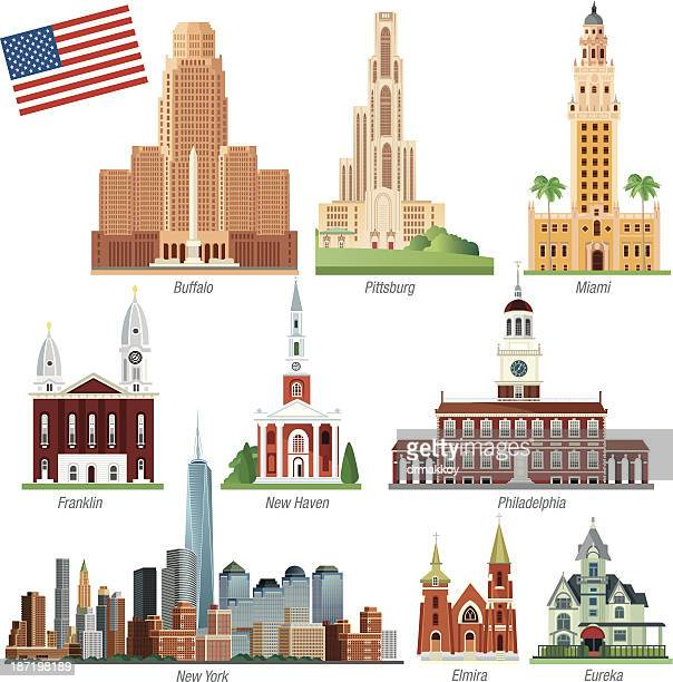 USA Buildings