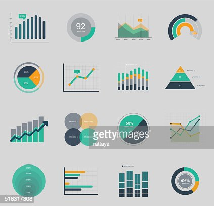 Business and market icon : stock vector
