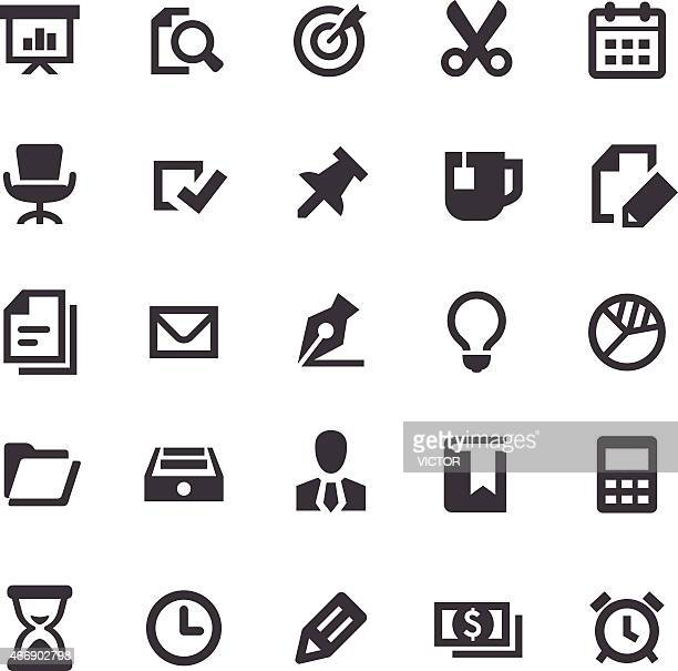 Business and Office Icons - Smart Series