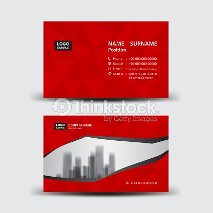 Business card template vector illustration flyer design name card business card template vector illustration flyer design name card layout corporate id card reheart Image collections