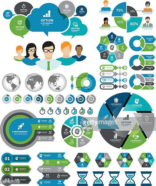 Business Concept Infographic