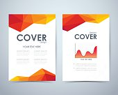 Business cover design. brochures template. layout. Vector illustration