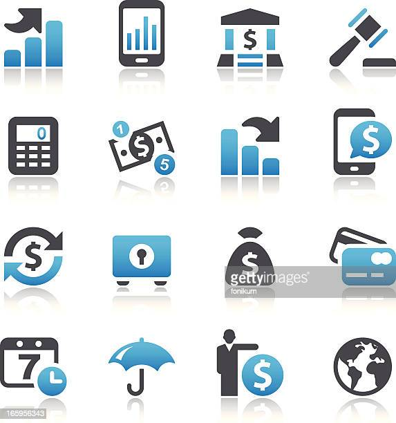 Business & Finance Icons