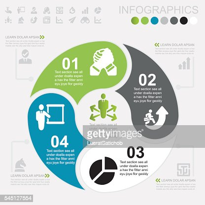Business Infographics and icons | EPS10