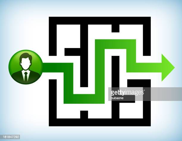 Business Maze Success
