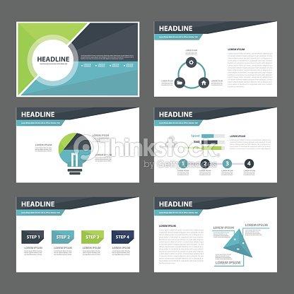 Business presentation template flat design set vector art thinkstock business presentation template flat design set vector art wajeb Images