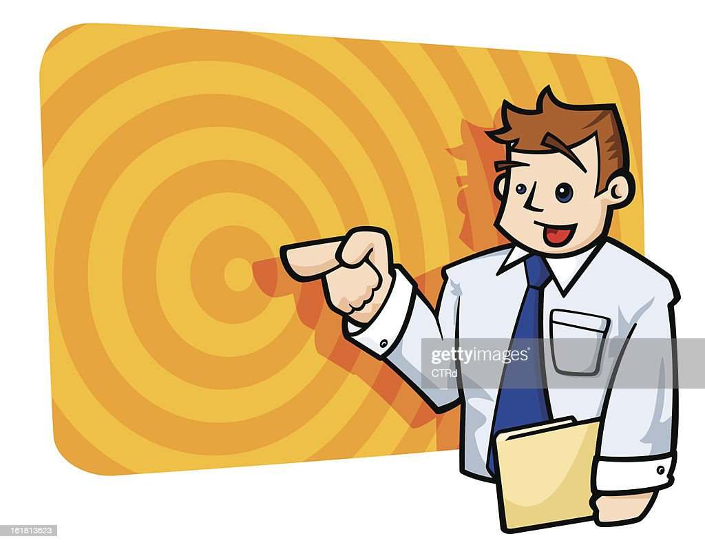 Business Presentation : Vector Art