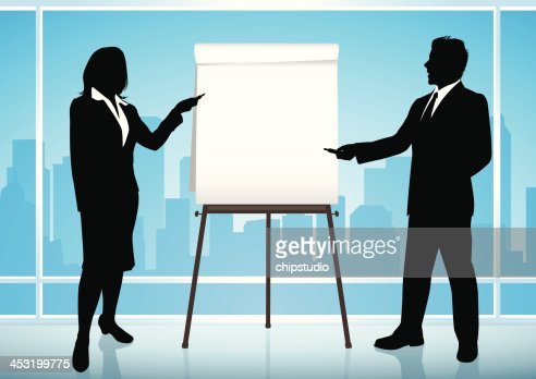 Business Presentation Vector Art | Getty Images