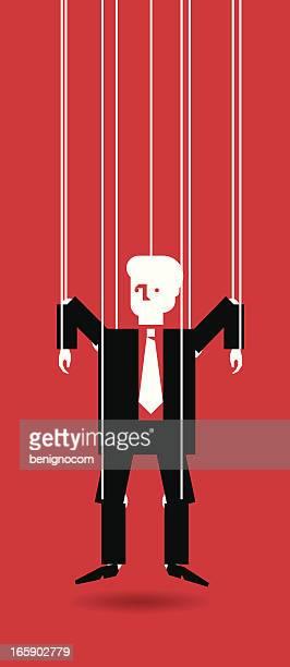 Business Puppet
