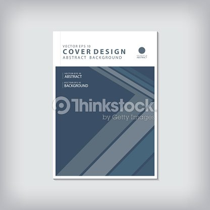 business report cover and graphic shapes edge vector vector art